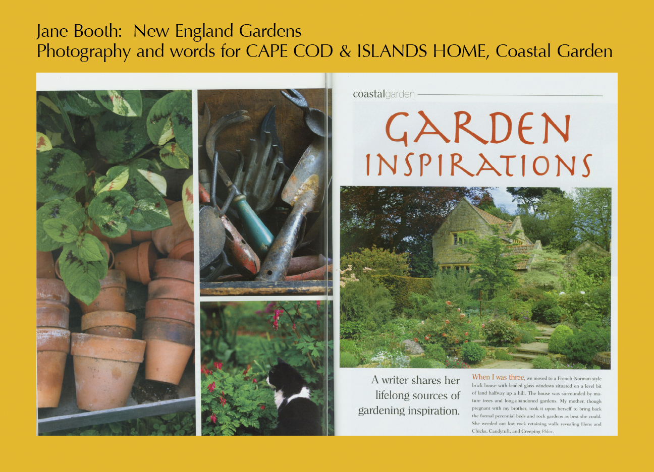 i still have the books my mother bought in her quest for garden knowledge i
